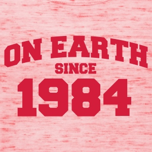 Light pink onearth1984 T-shirts - Dame tanktop fra Bella