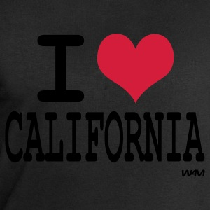Svart i love california by wam T-skjorter - Sweatshirts for menn fra Stanley & Stella