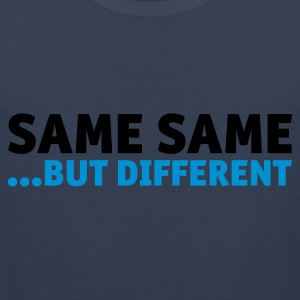 Same Same But Different 2 (1c, NEU) - Débardeur Premium Homme