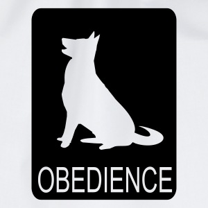 Dogsport Obedience - Ladyshirt - Turnbeutel