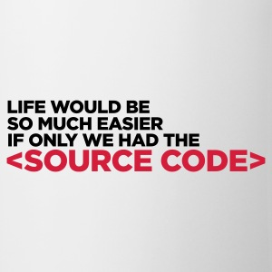 Life Source Code 1 (ENG, 2c) - Mugg