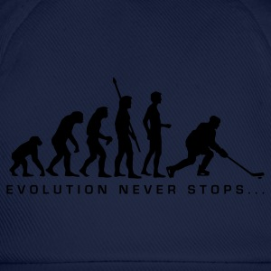 Sky evolution_eishockey_b T-Shirts - Baseballkappe