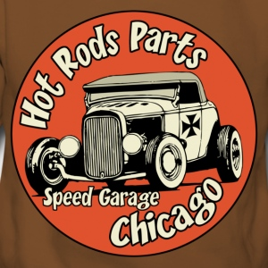hot rods parts t-shirt - Sweat-shirt à capuche Premium pour femmes