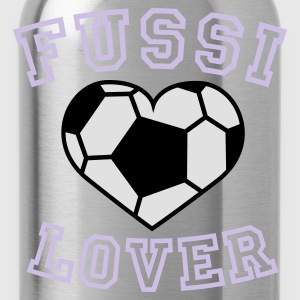 Chocolate Fussi Lover © T-Shirts - Drinkfles