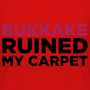 Light pink Bukkake Ruined my Carpet 2 (2c) Women's T-Shirts - Women's Premium Longsleeve Shirt