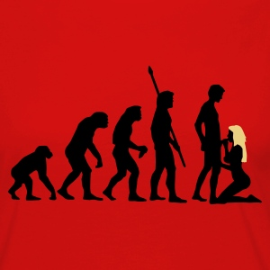 evolution_sucks_a_2c T-Shirts - Women's Premium Longsleeve Shirt
