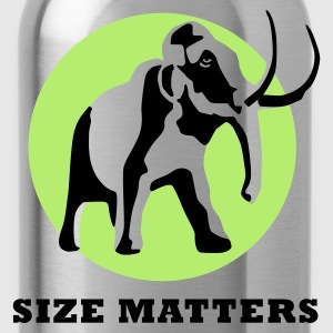 mammut_b_2c_size T-Shirts - Water Bottle