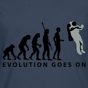 evolution_astronaut_b_2c T-Shirts - Men's Premium Longsleeve Shirt