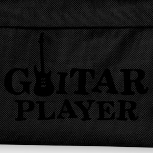 Black guitar_player_a_1c Women's T-Shirts - Kids' Backpack