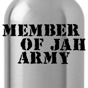 Sky Member Of Jah Army T-shirts - Drinkfles