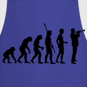 evolution_trompeter T-Shirts - Cooking Apron