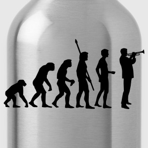 evolution_trompeter T-Shirts - Water Bottle