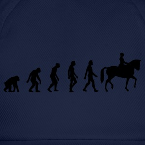 Divablau Horse Riding Evolution 1 (1c) T-Shirts - Baseballkappe