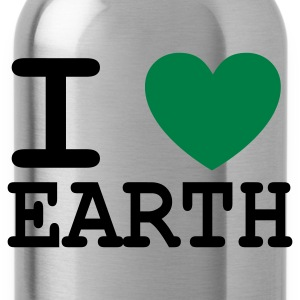 I *heart* Earth - Water Bottle