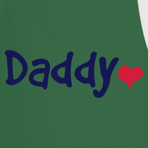 Daddy with Heart - Cooking Apron