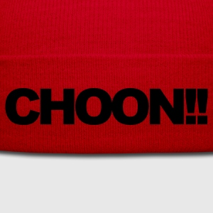Rosa scuro Choon T-shirt - Cappellino invernale