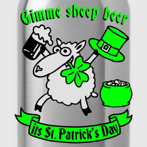 st_patricks_sheep Tee shirts - Gourde