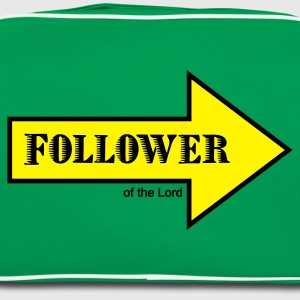 Follower of the Lord - Retro Tasche