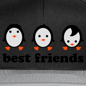 Nero Best friends Magliette - Snapback Cap