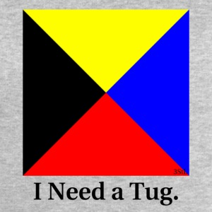 tug T-Shirts - Men's Sweatshirt by Stanley & Stella
