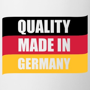 Weiß Quality made in Germany © T-Shirts - Tazza