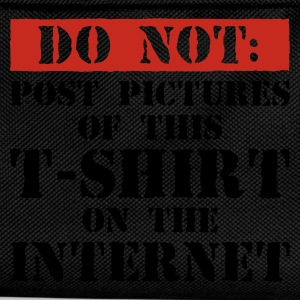 Do Not Internet! - Kids' Backpack