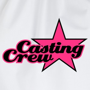 Weiß Casting Crew © T-Shirts - Gymbag