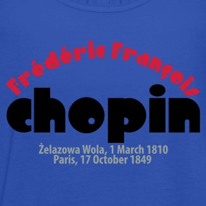 Mr Chopin at Sea Lmt. Edition - Vrouwen tank top van Bella
