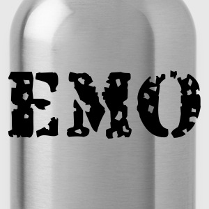 Pink Emo T-Shirts - Trinkflasche