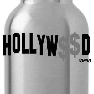 Zwart hollywood money by wam T-shirts - Drinkfles