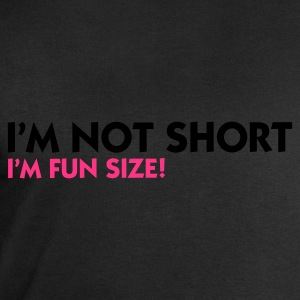 Olive I'm not short - I'm fun size (2c) Women's T-Shirts - Men's Sweatshirt by Stanley & Stella