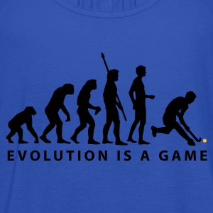 evolution_herren_hockey_b_2c T-shirts - Vrouwen tank top van Bella