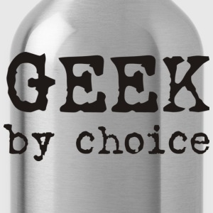GEEK by choice - Trinkflasche
