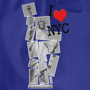 I Love NYC - Turnbeutel