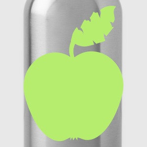 Verde prato mela / apple (C, 1c) T-shirt - Borraccia