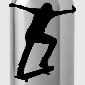 Skateboard - Water Bottle