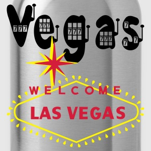 LAS VEGAS T-shirts - Water Bottle
