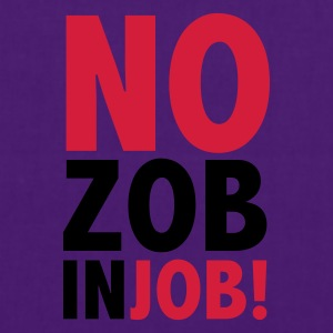 Indigo No zob in job T-shirts - Tote Bag