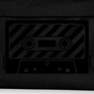 Black Audio Tape Women's T-Shirts - Kids' Backpack