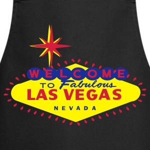 Welcome to Fabulous lAS VEGAS t-shirt - Cooking Apron