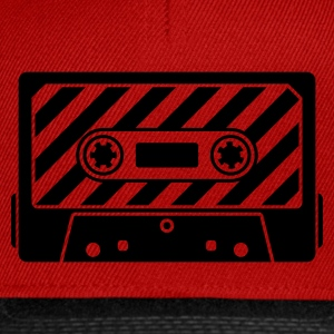 Giallo Audio Tape T-shirt - Snapback Cap