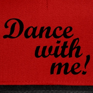 Rosa Dance with me! T-shirts - Snapbackkeps