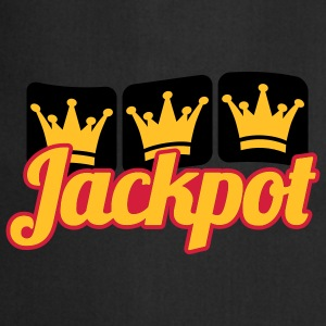 Chocolate Jackpot © T-Shirts - Delantal de cocina