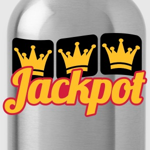 Chocolate Jackpot © T-Shirts - Drinkfles