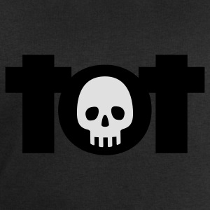 Schwarz TOT © T-Shirts - Men's Sweatshirt by Stanley & Stella