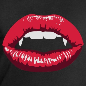 Vampire kiss - Men's Sweatshirt by Stanley & Stella