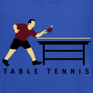 table_tennis_b_3c Koszulki - Tank top damski Bella
