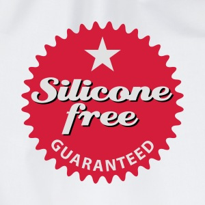 Weiß Silicone free © T-Shirts - Sacca sportiva