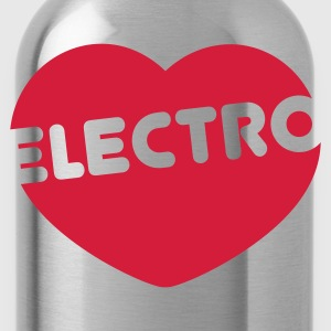 Electro Love - Water Bottle