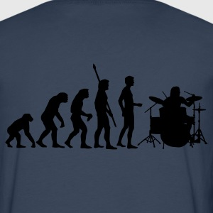 evolution_drummer_1c Tee shirts - T-shirt manches longues Premium Homme